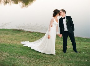 First look ideas at Southwind Hills by Dallas wedding photographer Jenny McCann.